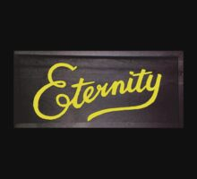 eternity tee by Juilee  Pryor