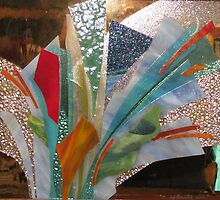 Glass Assemblage No.17 by Jeffrey Hamilton