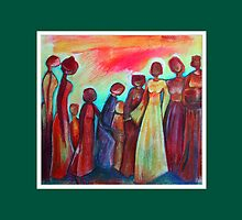 Gathering #2 by Makeba Kedem-DuBose