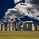 Stonehenge by Krys Bailey