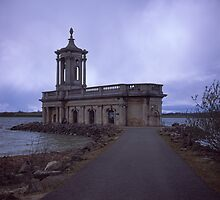 Normanton Church #2 by Dave Pearson