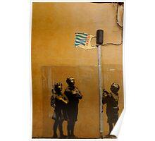 Banksy - Tesco  Poster