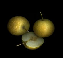 Asian Pears by Christian Slanec   FineArt Studio