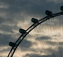 Singapore Sunrise Wheel by eapdesigns