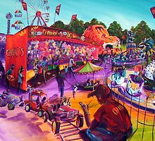 Chippa's Carnival by robert (bob) gammage
