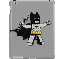 Batsy, batarang Thrower iPad Case/Skin