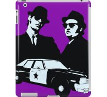 The Blues Brothers iPad Case/Skin