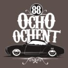 ocho ochent by Jake Harvey