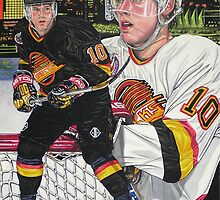 Pavel Bure by JohnnyMacK