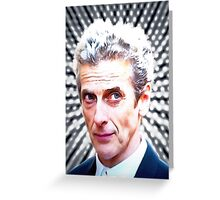 time lord Greeting Card