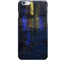 Christmas Lights on Ice iPhone Case/Skin