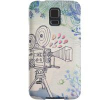 Cinema Samsung Galaxy Case/Skin