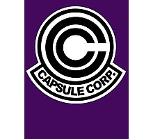 Capsule Corp. Photographic Print