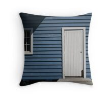 Crawley Edge Boatshed, Perth Throw Pillow