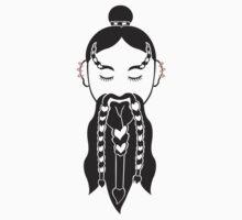 Lady Dwarf: Firi by geeksweetie