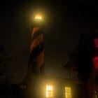 St. Augustine, Florida Lighthouse by Matt Ferrell