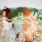Dance with the flowers by amak