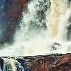 Iguazu Falls - Hitting the Rocks by photograham