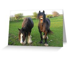Do Something Funny! .... Greeting Card