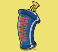 Shark Repellent by benitez