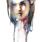 Amelia - Face Navigation series by Nina Smart