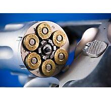 357 Magnum Photographic Print