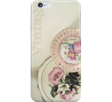 Vintage Antiques... iPhone Case/Skin