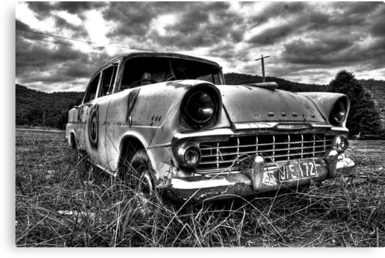 Old School! by Alistair Wilson