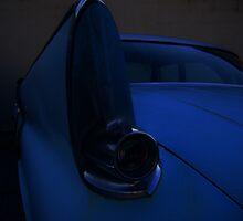 """Chrysler After Dark"" by Clayton  Turner"