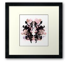 Blush Framed Print