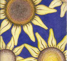 Sunflowers by Juanita Bishop