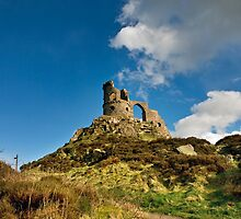 Mow Cop Castle by Alan E Taylor