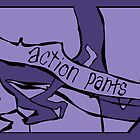 Action Pants by Rob Bryant