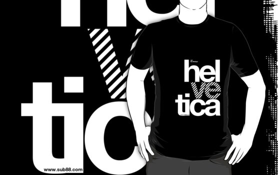Hel ve tica .... by sub88