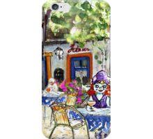 Romance In Szentendre iPhone Case/Skin