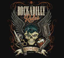 Rockabilly R. Way of Life  by NanoBarbero