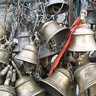 Bells in Muktinath by TheNats