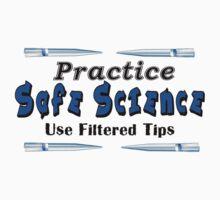 Practice Safe Science Kids Clothes