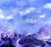 Lavender Seas by Cathy Gilday
