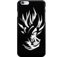 Kakarot Into Light iPhone Case/Skin