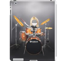 Corky's playing the Drums iPad Case/Skin