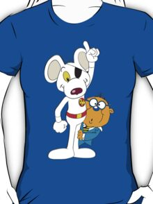 DangerMouse and Penfold T-Shirt
