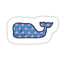 Vineyard Vines Sticker