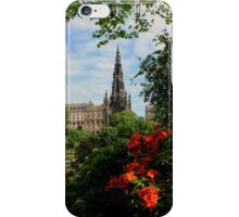 Sir Walter In View iPhone Case/Skin