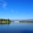 Puddingstone Lake by Bradley Murrell