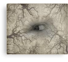 Watcher In The Woods Metal Print