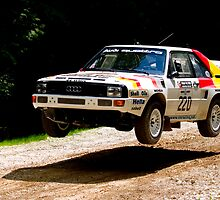 Quattro Jump by Andy Mays