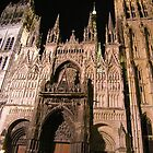 Rouen Cathedral, France by Deanna Roberts Think in Pictures