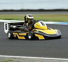 Superkart Superfast by zoompix