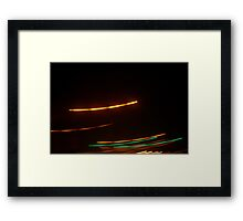 Crazy City 53 Framed Print